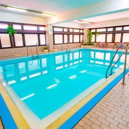 Luhačovice v Hotelu Adamantino *** s neomezeným wellness, bazénem, ozdravným programem + bohatá plná penze