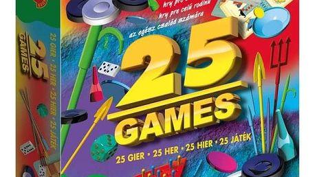Hra OMEGA Sada - 25 nejznámějších her