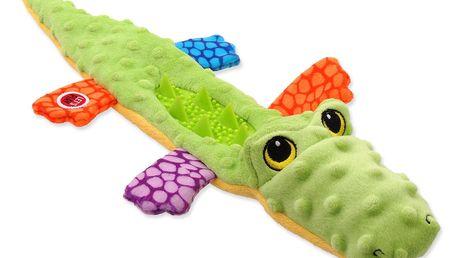 Hračka LET`S PLAY krokodýl 45 cm 1ks