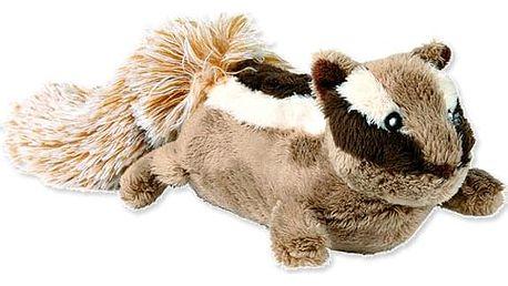 Hračka TRIXIE veverka plyšová 28 cm 1ks