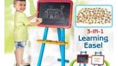 Hračka G21 Dětská tabule magnetická 3in1