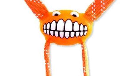 Hračka ROGZ Flossy Grinz oranžová S 1ks