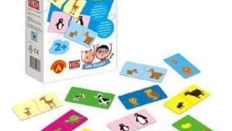 Hra školou® Najdi maminku kreativní hra v krabici 16x22+