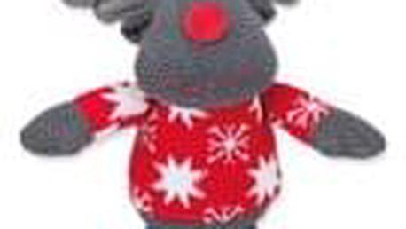 Hračka TRIXIE vánoční sob 42cm