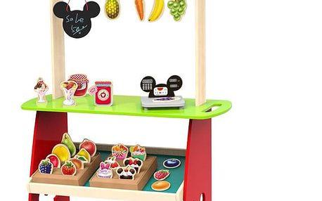 Hračka Derrson Disney Dřevěný obchod s příslušenstvím Mickey