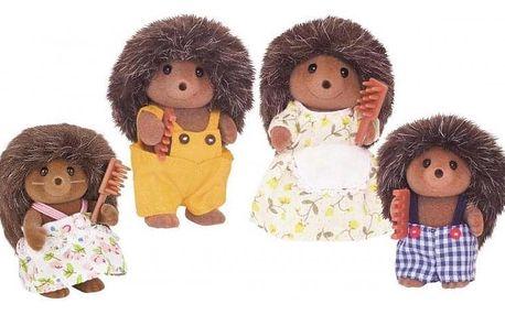 Hračka Sylvanian Family Rodina ježků