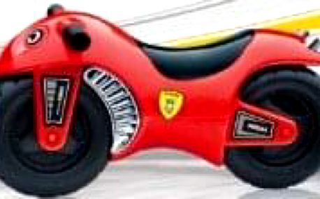 Hračka G21 Motorka BIKE červená