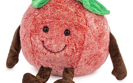 Plyšová hračka Jablíčko, 55 cm