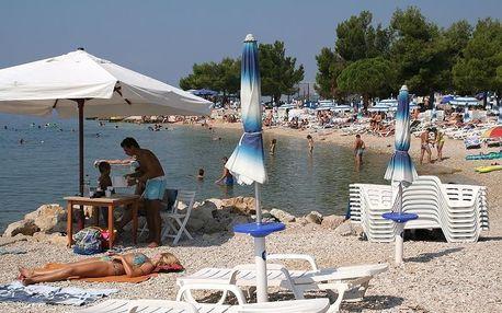 Crikvenica - hotel Mediteran - rodinný pokoj - ODJEZD Z ČECH, Kvarner