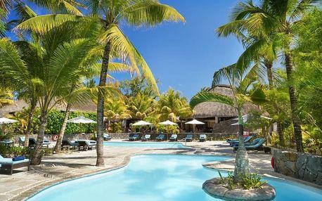Mauricius - Východní pobřeží letecky na 12 dnů, all inclusive