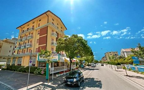 Itálie - Lido di Jesolo autobusem na 10 dnů, polopenze