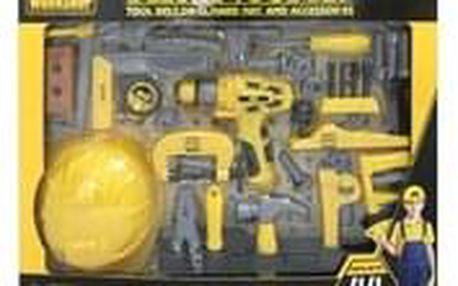 Hračka G21 Dětské nářadí DELUXE TOOLS, 44 dílů