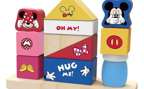 Hračka Derrson Disney Veselé kostky Mickey a Minnie