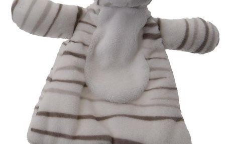 Plyšová hračka pro nejmenší Zebra, 25 cm