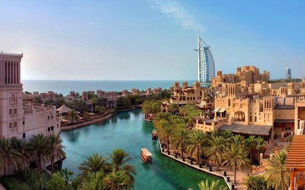 07.05.2020 - 14.05.2020 | Spojené arabské emiráty, letecky na 8 dní snídaně2