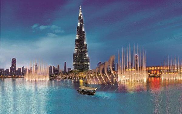 07.05.2020 - 14.05.2020 | Spojené arabské emiráty, letecky na 8 dní snídaně3