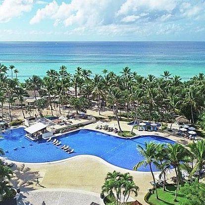 Dominikánská republika letecky na 8-11 dnů, all inclusive