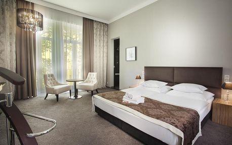 Praha a okolí: Hotel Noir