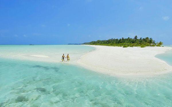 Maledivy - Jižní Ari Atol letecky na 9 dnů, polopenze