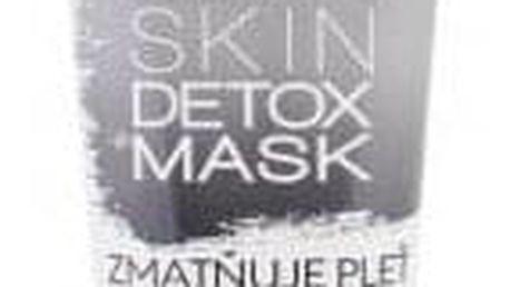 Nivea Urban Skin Detox Peel-Off Mask 75 ml pleťová maska pro ženy