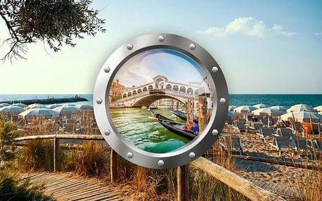 Itálie - Lido di Jesolo autobusem na 5 dnů, strava dle programu