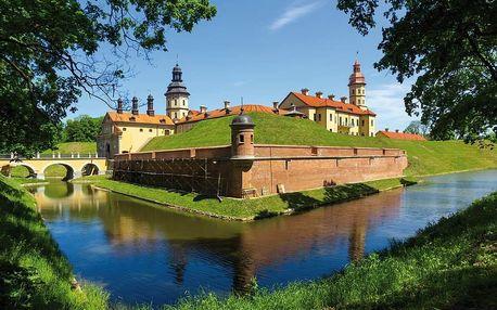 Bělorusko - putování v zemi jezer, národních parků a architektonick...