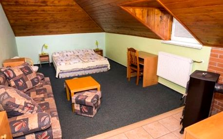 Super pobyt pro 2 osoby v Lednicko-valtickém areálu v penzionu Myslivna