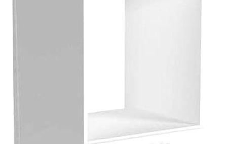 Vysoká skříňka na vestavbu trouby Vento DP 60-214 bílá