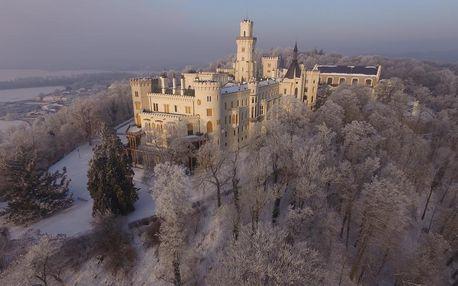 Romantický pobyt v Podzámčí v Hluboké nad Vltavou