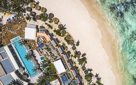 Mauricius - Východní pobřeží letecky na 12 dnů, polopenze