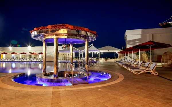 MIRAGE BAB AL-BAHR, Fujairah, letecky, all inclusive5