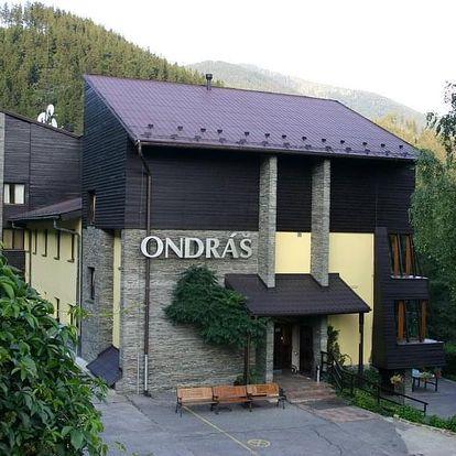 Velikonoce s polopenzí na Hotelu Ondráš pro dva v Ostravici