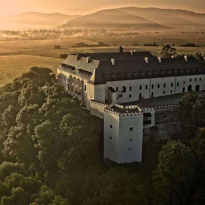 Královská wellness dovolená na zámku The Grand Vígľaš ****