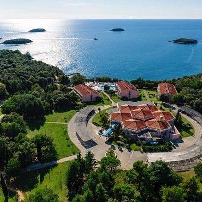 Chorvatsko - Istria autobusem na 10 dnů, all inclusive