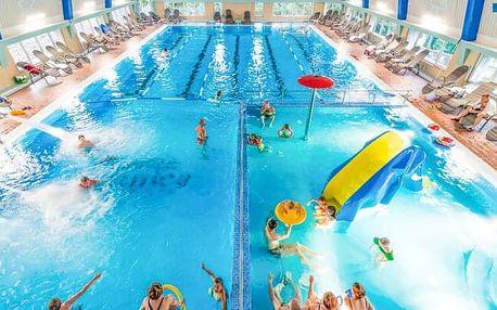 Dolní Slezsko v Hotelu Polanica Resort & SPA *** s polopenzí a wellness