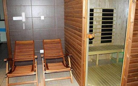 Beskydy u Frýdku Místku: Hotel Budoucnost s neomezeným wellness, fitness a in-line dráhou + polopenze