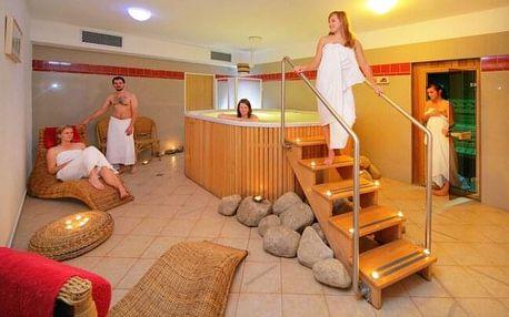 Krkonoše u Vrchlabí: Hotel Gendorf *** s privátním wellness, kávou a dezertem, 50% slevou na masáž a polopenzí