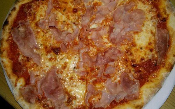 1 křupavá pizza dle vašeho gusta5