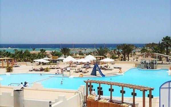 16.05.2020 - 23.05.2020 | Egypt, Hurghada, letecky na 8 dní all inclusive4