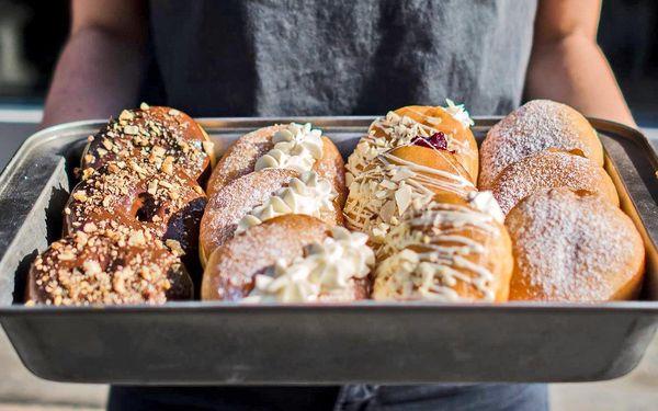 Otevřený voucher do Just Donut na 200 nebo 400 Kč