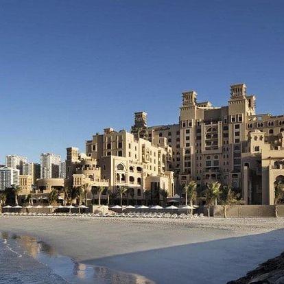 Spojené arabské emiráty letecky na 8 dnů, polopenze