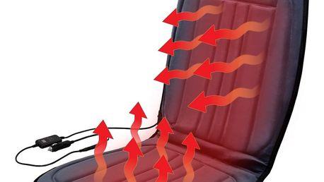 Compass Potah sedadla vyhřívaný s termostatem 12V GRADE