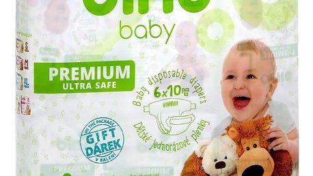 Bino Pleny BABY PREMIUM L 6x10 ks