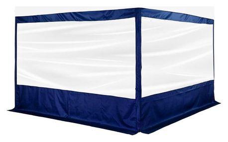 INSTENT PRO 64030 Boční stěna pro párty stan - modrá