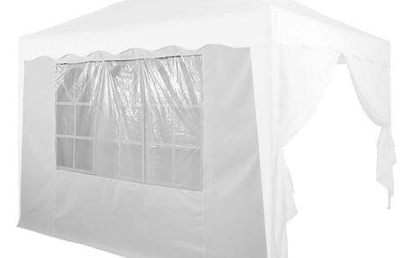 INSTENT 36854 Náhradní boční stěna ke stanu s oknem - bílá
