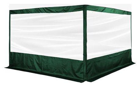 INSTENT PRO 64031 Boční stěna pro párty stan - zelená