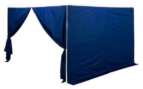 INSTENT PRO 64035 Boční stěna pro párty stan - modrá