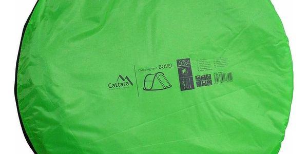 Cattara Stan pro 2 osoby Bovec zelená, 245 x 145 x 95 cm2
