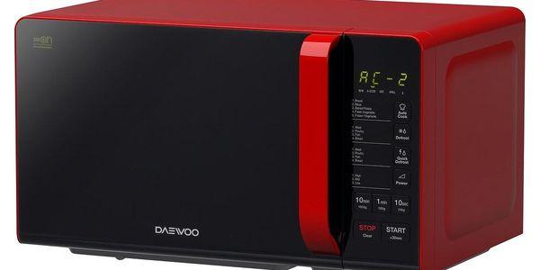 KOR 6S3BR mikrovlnná trouba Daewoo2