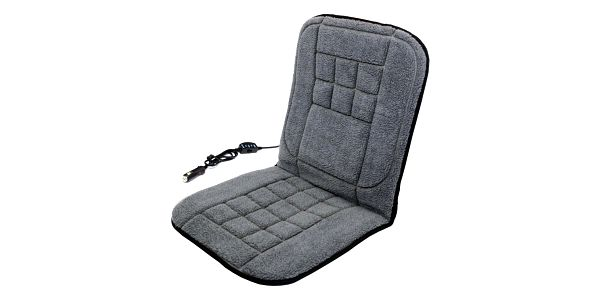 Compass Potah sedadla vyhřívaný s termostatem 12V TEDDY přední2